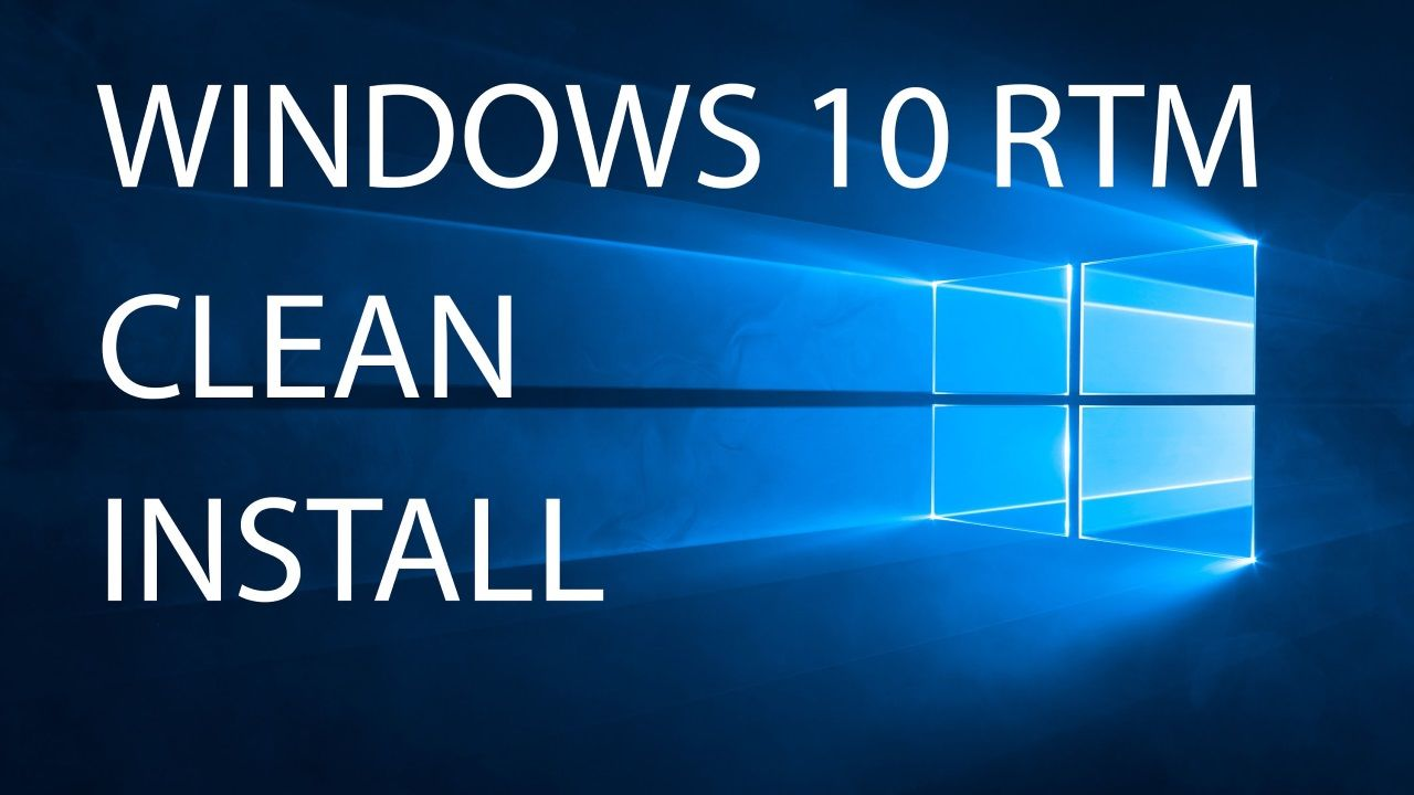 What do I use the product key when I clean install Windows 10?